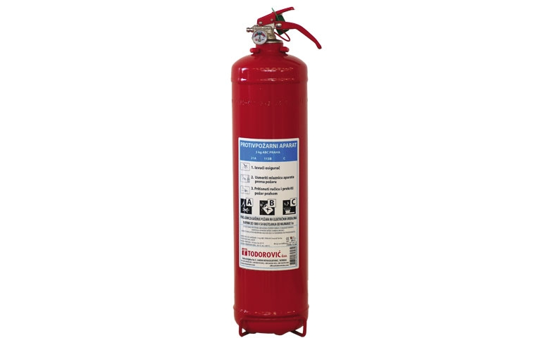 Vatrogasni aparati - protivpožarni aparat - aparat za gašenje požara