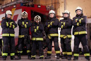 profesionalna vatrogasna služba