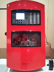 Kontrolna ploča - alarmni sistemi