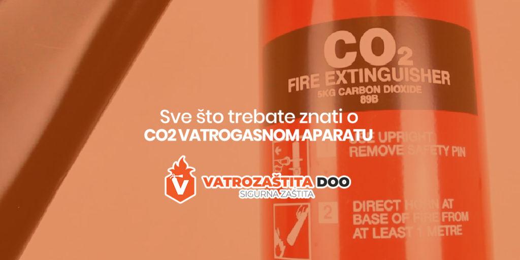 Sve što trebate znati o CO2 vatrogasnom aparatu - CO2 vatrogasni aparat