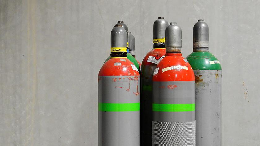 Ilustracija za vrste plinova kod CO2 aparata za zavarivanje