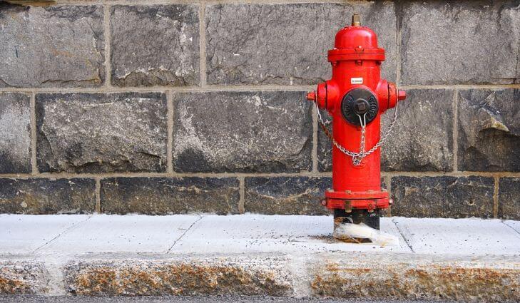 vanjski hidrant