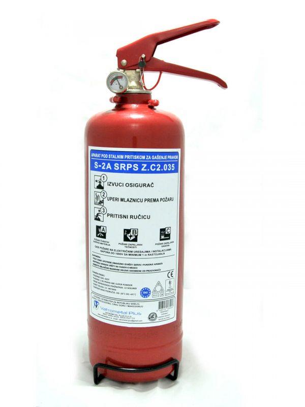 Aparat za gašenje požara S-2A