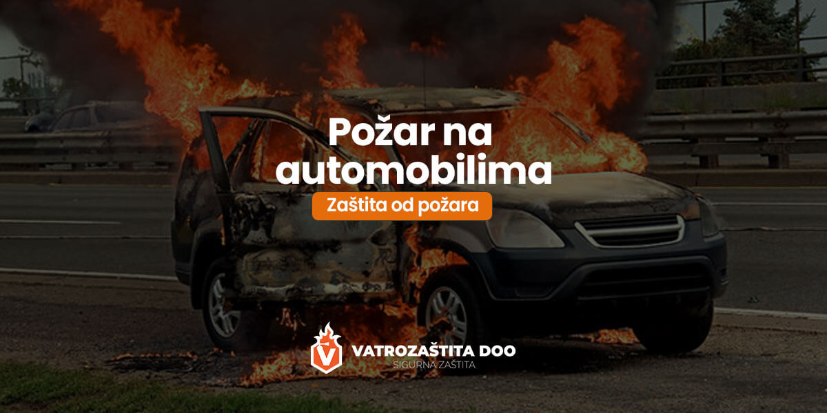 Požar na automobilima