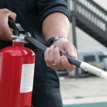 Prodaja i servis vatrogasnih aparata