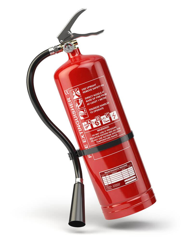 Pravilna upotreba aparata za gašenje požara