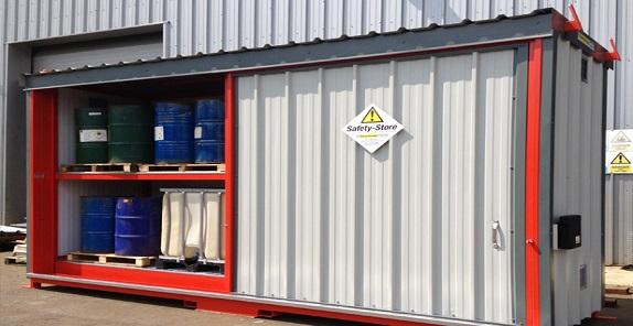 skladištenje zapaljivih materija