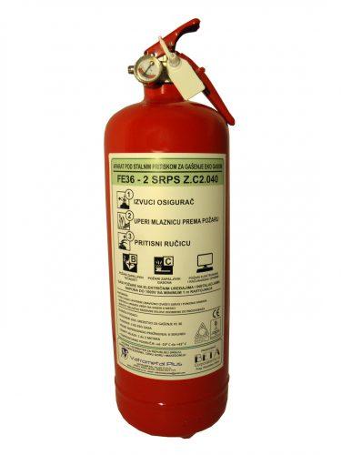 Aparat za gašenje požara FE36